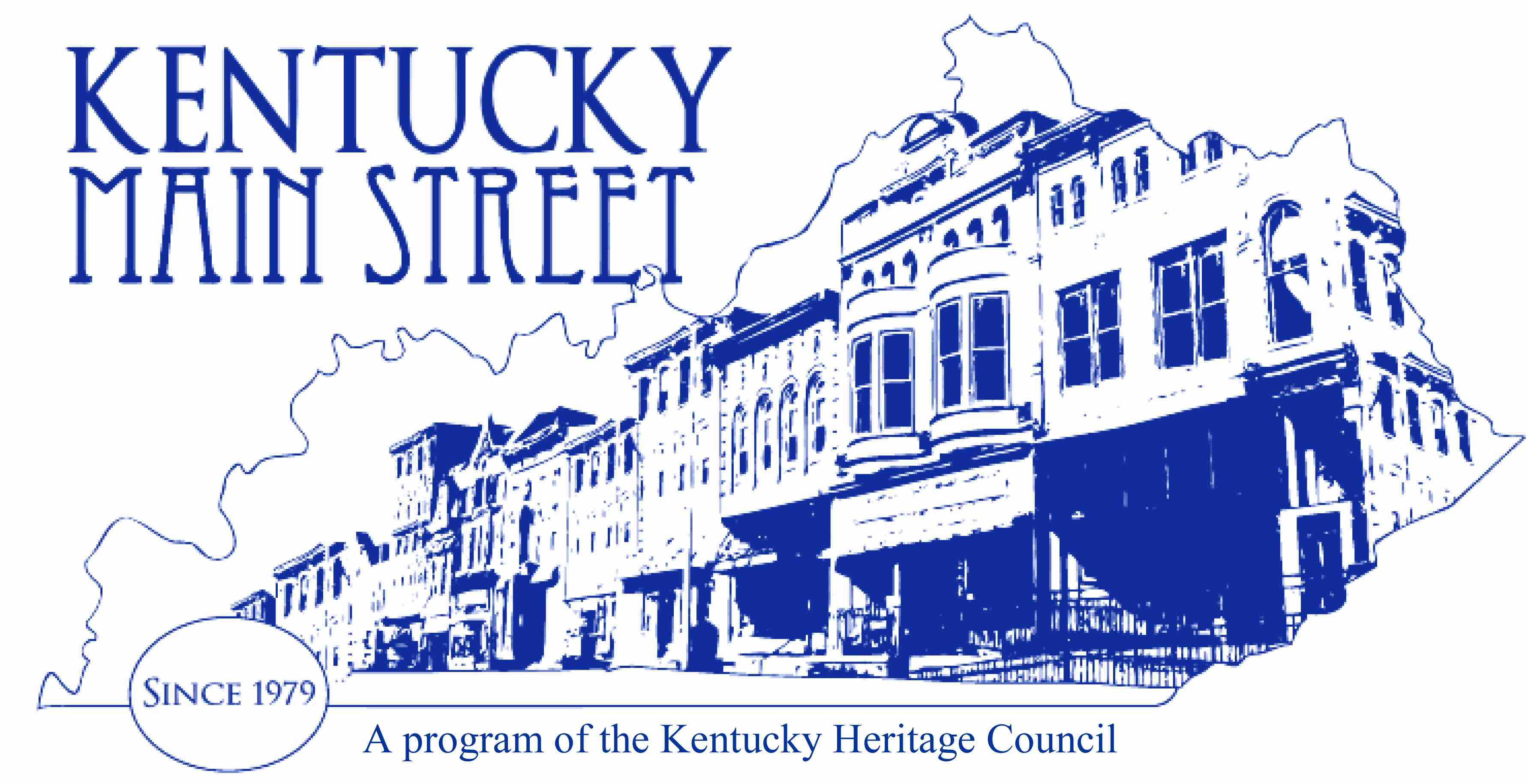 KHC Kentucky Main Street Program Logo