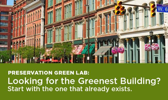 The Greenest Building pub image